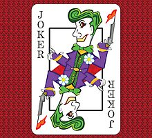 Joker Card In the Deck by TaylorMoore42