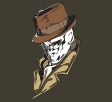 Rorschach bust by benenor90