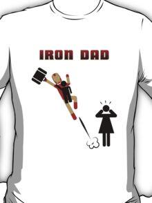 Iron Dad flying T-Shirt
