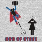 Dad of Steel - Superdad by Kokonuzz