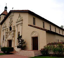 Santa Clara de Asis Mission by AmishElectricCo
