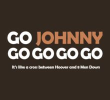 Go Johnny Go Go Go Go by jezkemp