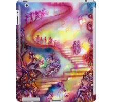 GARDEN OF THE LOST SHADOWS / MYSTIC STAIRS  iPad Case/Skin