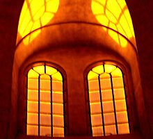 Cathedrale window by Kyramatustik