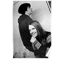 Josh Burke & Ronnie Winter - Red Jumpsuit Apparatus Poster