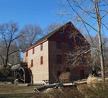 Colvin Run Mill, Great Falls VA by Bine