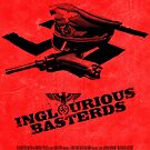 "Movie Poster - ""INGLOURIOUS BASTERDS"" by Mark Hyland"