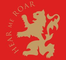 Game of Thrones - house Lannister sigil & words Kids Clothes