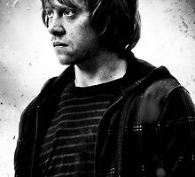 Ron Weasley  by ABRAHAMSAPI3N