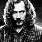 Sirius Black by ABRAHAMSAPI3N