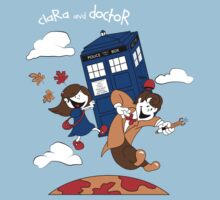 Clara and Doctor by Renata Palheiros