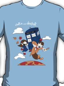 Clara and Doctor T-Shirt