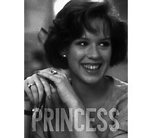 Princess - The Breakfast Club Photographic Print