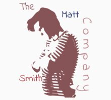 The Matt Smith Company T-Shirt Officiel by TheMSCOfficiel