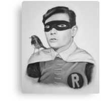 Burt Robin Ward Canvas Print