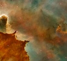 Carina Nebula 5 by AutumnIsComing