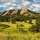 Delicious Vanilla Clouds On A Summer Chautauqua Morning by Greg Summers