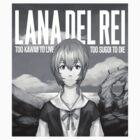 Lana Del Rei by penface