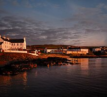 Islay: Port Charlotte Dawn by Kasia-D