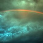 The Rainbow Above by webdog
