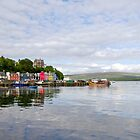 Tobermory,Isle of Mull by Margaret S Sweeny