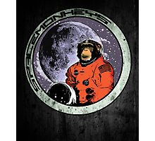 Space Monkeys Photographic Print