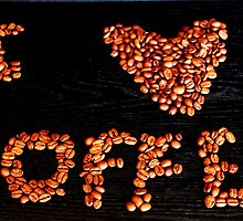 I ♥ Coffee by Evita