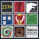 Nerd's Stamp Collection: Requested by Rtomberg by mcgani