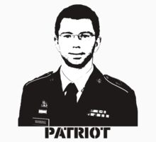 Bradley Manning: Patriot by RightsAdvocate