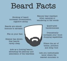Beard Facts by CalumCJL