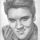 Elvis  by Karen Townsend