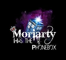 Moriarty has the Phonebox by Genkin