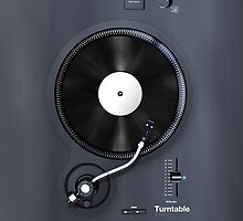 In Turntable We Trust by planteverte