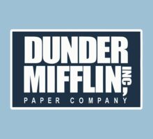 Dunder Mifflin by kingUgo