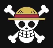 Monkey D. Luffy Jolly Roger by kingUgo