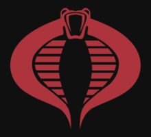 Cobra GI Joe by logo-tshirt