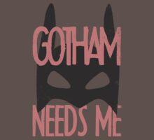 Gotham Needs Me Kids Clothes