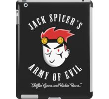 Jack Spicer's Army of Evil iPad Case/Skin