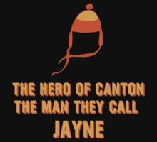 Jayne Hat Shirt - The Man They Call Jayne Kids Clothes