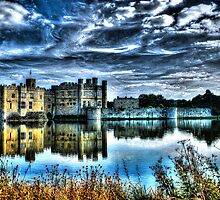 Leeds Castle  by Anthony Hedger Photography