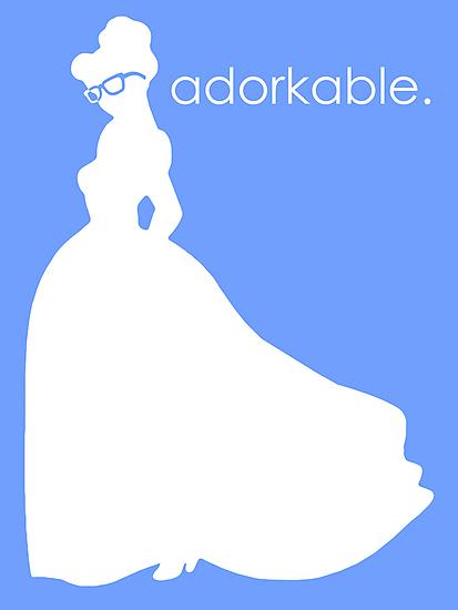 Adorkable Girl by Christadaelia