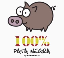 100% Pata Negra - KINO's cousin from Jabugo by Kokonuzz