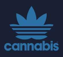 Cannabis Adidas Spoof by BroadcastMedia