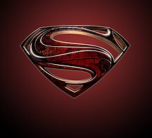 Man Of Steel by angeliana