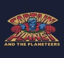 Captain Planet by loogyhead
