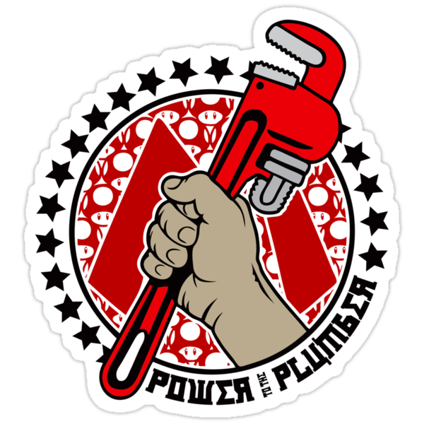Power To The Plumber by anfa