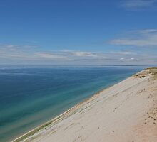 Sleeping Bear Dunes by Lynn Gedeon