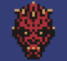 Maul Pixel by Demonigote