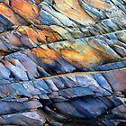 Abstract Rocks III by Alexandra Lavizzari