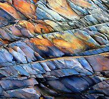 Abstract Rocks III by Alexandra Lavizzari